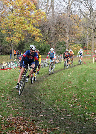 2007 Estabrook Cyclocross - 40+ and 50+