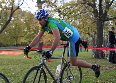 2007 Estabrook Cyclocross - Cat 1/2/3 Women and Men, 30+