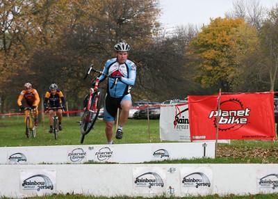2007 Estabrook Cyclocross - Cat 4 40+ and Jr 15-18