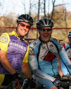 2007 Gibbs Lake Cyclocross - Cat 4 40+, Jr Boys 15-18