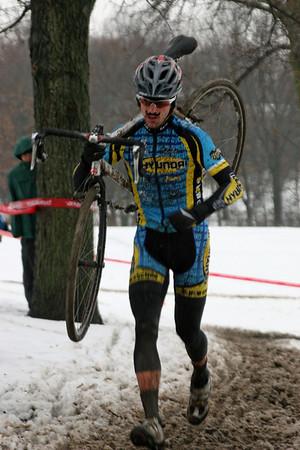 2007 Hales Corner Park Cyclocross - Cat 1/2/3 Men and Women, 30+
