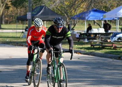 2007 Kletsch Park Cyclocross - 1/2/3 Men and Women, 30+