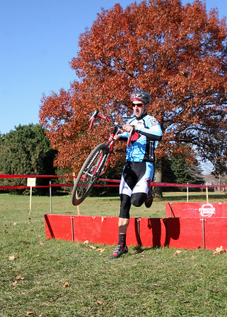 2007 Kletsch Park Cyclocross - 40+ and 50+