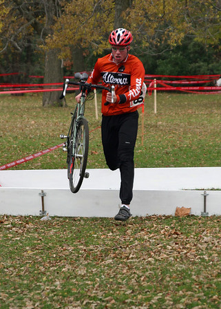 2008 Estabrook Cyclocross - Masters Cat 4, Jr 15-18