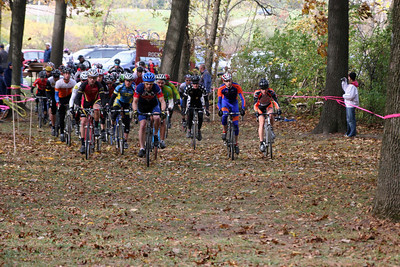 2008 Gibbs Lake Cyclocross - Cat 4 Men