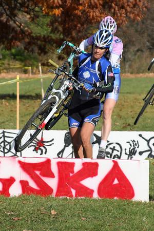 2008 Kletszch Park Cyclocross - Cat 4 Women, Juniors