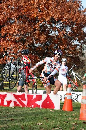 2008 Kletszch Park Cyclocross - Cat 1/2 Men, 30+