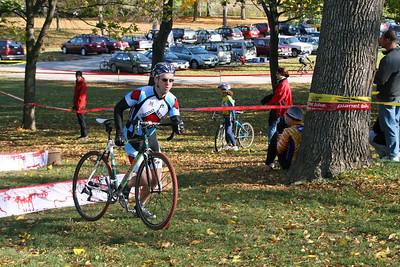 2008 Washington Park Cyclocross - Cat 4 Masters, Jrs 15+