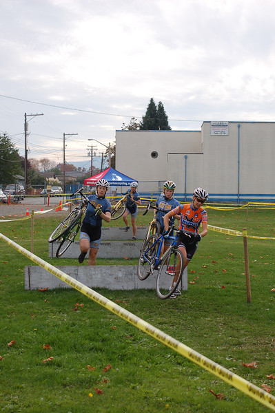 Cross in the Valley: Masters and Women