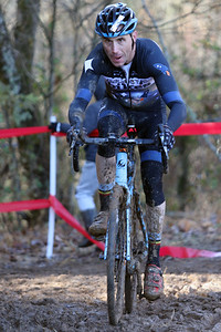 NC Cyclocross North Carolina Grand Prix at Jackson Park in Hendersonville, N.C., on Sunday, Nov. 24, 2019