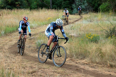 Pikes Peak Velo SuperCross Sept. 12, 2009