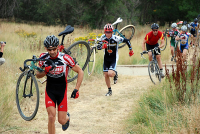 Pikes Peak Velo SuperCross Sept. 12, 2009