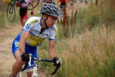 Doug Ryden, Pikes Peak Velo SuperCross Sept. 12, 2009
