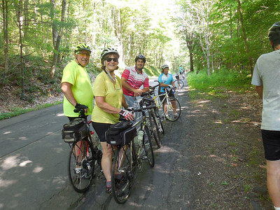 Cyclonaut Bike Rides