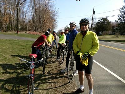 April 14 Saturday Traditional Ride