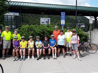 August 15 Rail Trail Ride