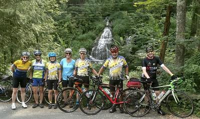 August 25 Saturday Alternate Ride