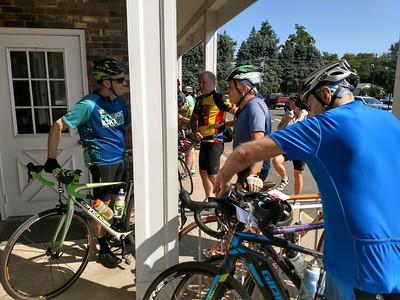 August 26 Sunday Ride