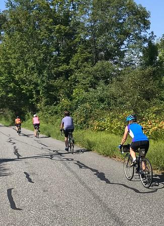 August 29 Wednesday Ride