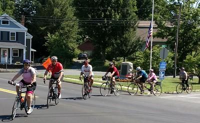 July 18 Wednesday Ride