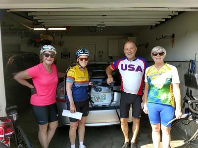 July 4 Wednesday Ride