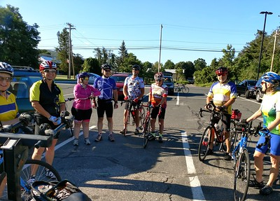 July 8 Sunday Ride(s)