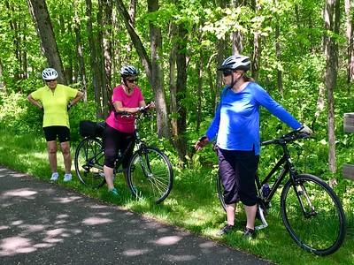 May 23  Rail Trail Ride