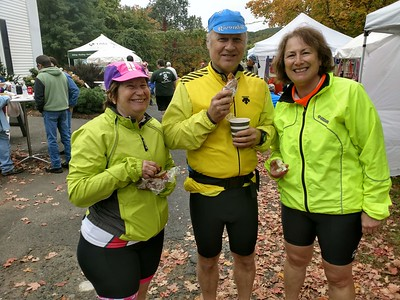 October 6 Combined Saturday Traditional & Alternate Rides