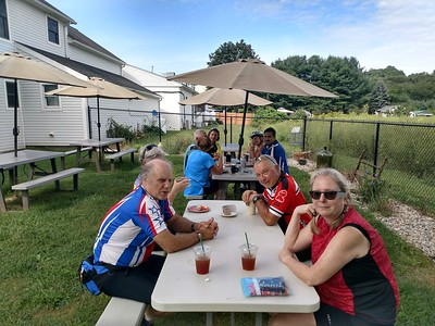 September 1 Saturday Traditional Ride