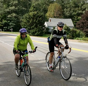 September 22 Saturday Traditional Ride