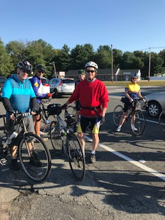 September 29 Saturday Traditional Ride