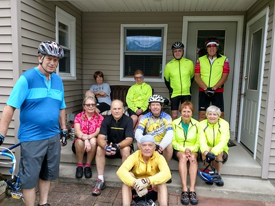 September 8 Saturday Traditional Ride