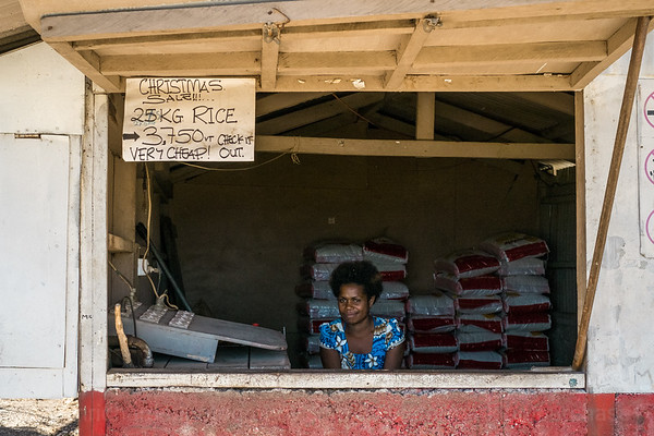 Vanuatu, Tanna, Lenekel, Cyclone Pam 12