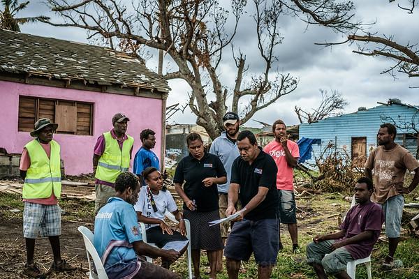 Vanuatu, Tanna, Lenakel, Cyclone Pam 25