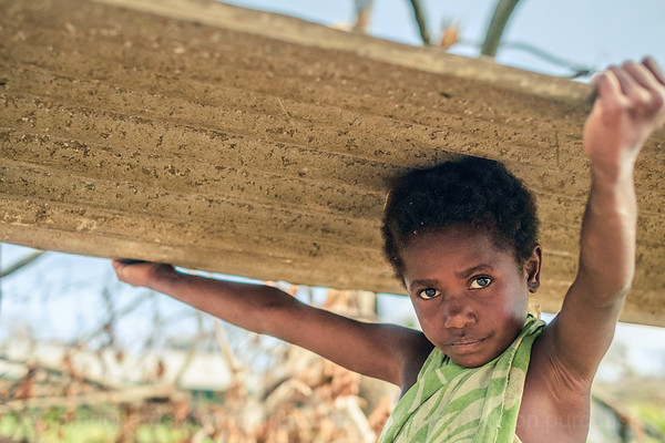 Vanuatu, Tanna, North, Cyclone Pam 32