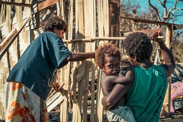 Vanuatu, Tanna, Enefa, Cyclone Pam 5