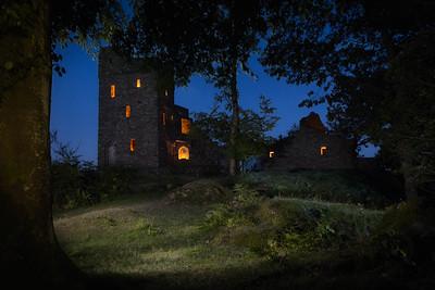 Plas Brondanw Tower