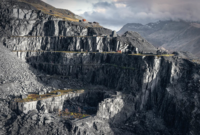 Dinorwig Quarry