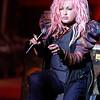 Cyndi Lauper live at The Michigan Theater  on 5-14-2016.  Photo credit: Ken Settle