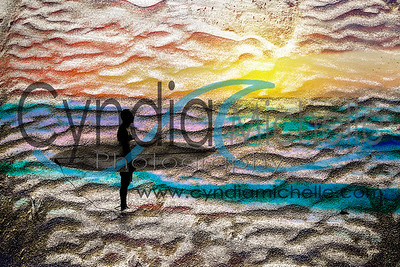Big Wave Surf Montage