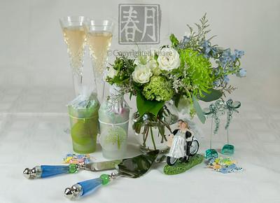 Wedding Reception memorabilia