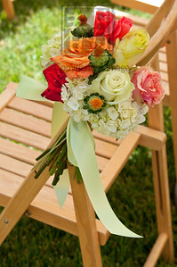 Wedding Aisle Bouquet