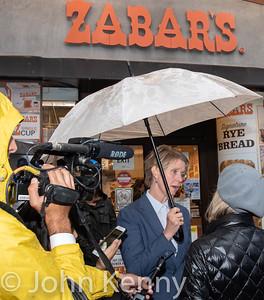 Nixon at Zabar's 9/9/18