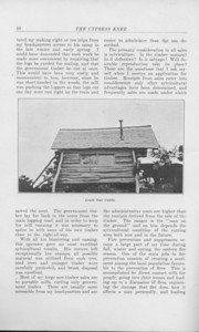 """The Cypress Knee, 1925, """"The Life of a Forest Ranger"""", Thos. W. Alexander, Look Out Cabin, pg. 10"""