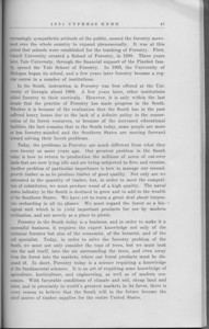 "The Cypress Knee, 1931, ""Forestry in the South"" (continued), pg. 47"