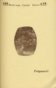 The Cypress Knee, 1934, Potpourri