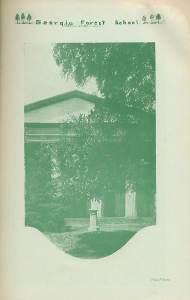 The Cypress Knee, 1935, pg. 15