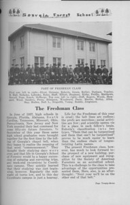 The Cypress Knee, 1938, The Freshman Class, pg. 27