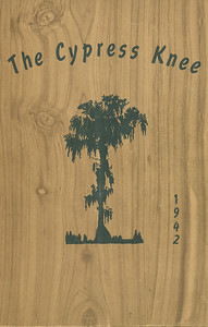 The Cypress Knee, 1942, Front Cover