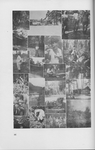 The Cypress Knee, 1942, Summer Camp, pg. 26